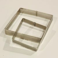 Perforated Ring Square