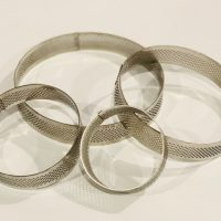 Perforated Rings 80-105mm x 20mm