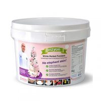 Vizyon Sugar Paste 6kg White