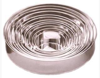 Cesco Round Tins