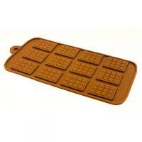 Mini Chocolate Bar Silicone Mould