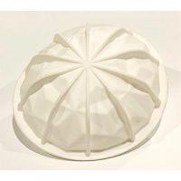 Round Diamond Silcione Mould 19cm