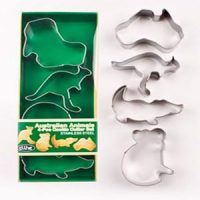 Australian Animal Cookie Cutter 4 Set