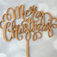 Merry Christmas - various colours