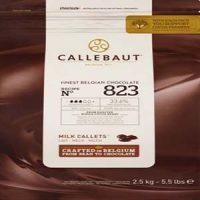 Callebaut Milk Couverture Chocolate 2.5kg