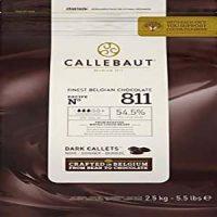 Callebaut Dark Couverture Chocolate 2.5kg