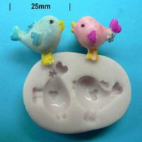 Cute Birds Mould