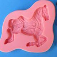 Carousel Horse Mould