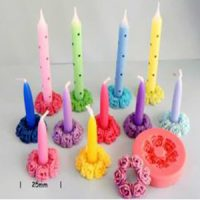 Candle Rosette Mould