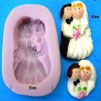 Bride & Groom Mould