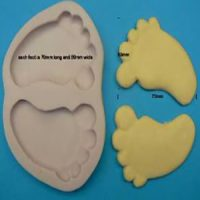 Baby Feet Mould