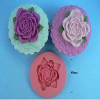 Vintage Rose Mould