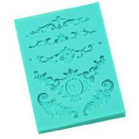 Silicone Mould Flourish