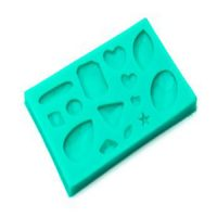 Silicone Mould Gems