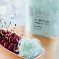 Pariya Persian Fairy Floss 200g - Pistachio
