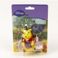 Disney Pooh Bear Candle