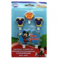 Mickey Mouse Candle set