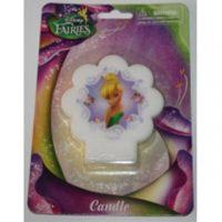 Disney Fairies Tinkabell Candle