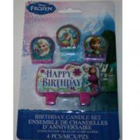 Disney Frozen Candle Set
