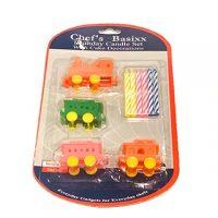 Train Candle set
