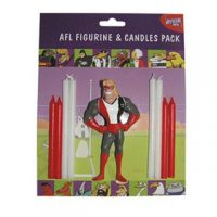 AFL Figurine & Candles Pack St Kilda