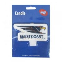 AFL Candle West Coast Eagles