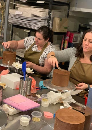 cake decorating class melbourne