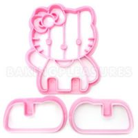Hello Kitty 3D Cutter