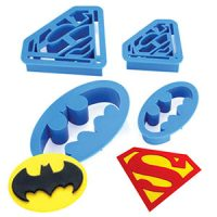 Batman & Superman Cutters