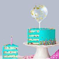 Cake Balloons Topper