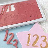 Sweet Stamps - Handwritten Number Set