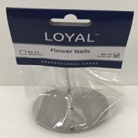 Loyal Flower Nails - Various Sizes