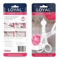 Loyal Floral Square
