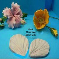 Poppy Hibiscus Deep Veiner