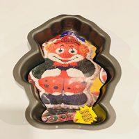Clown Baking Pan