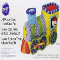 Wilton 3-D Choo Choo Train Cake Pan