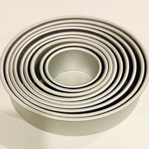 Round Cake Tins - Various Sizes