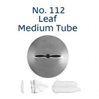 Loyal Piping Tips #112 Leaf Tip