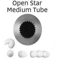 Loyal Piping Tips #172 Open Star
