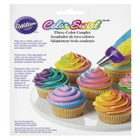Wilton Multi Color Swirl