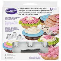 Wilton 12pc Cupcake Decorating Set