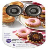 Wilton Doughnut pan 6 Cavity 8cm