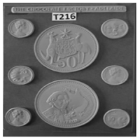 Australian Currency Chocolate Mould
