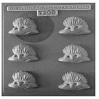 Echidnas Chocolate Mould