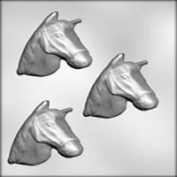 Horse Head Chocolate Mould