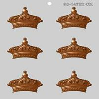 Crown Chocolate Mould