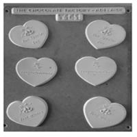 Wedding Well Wishes Chocolate Mould