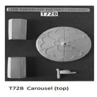 Carousel Chocolate Mould