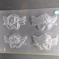 Cherubs3D  Large Chocolate Mould