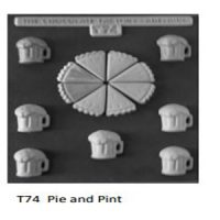 Pie and Pint Chocolate Mould